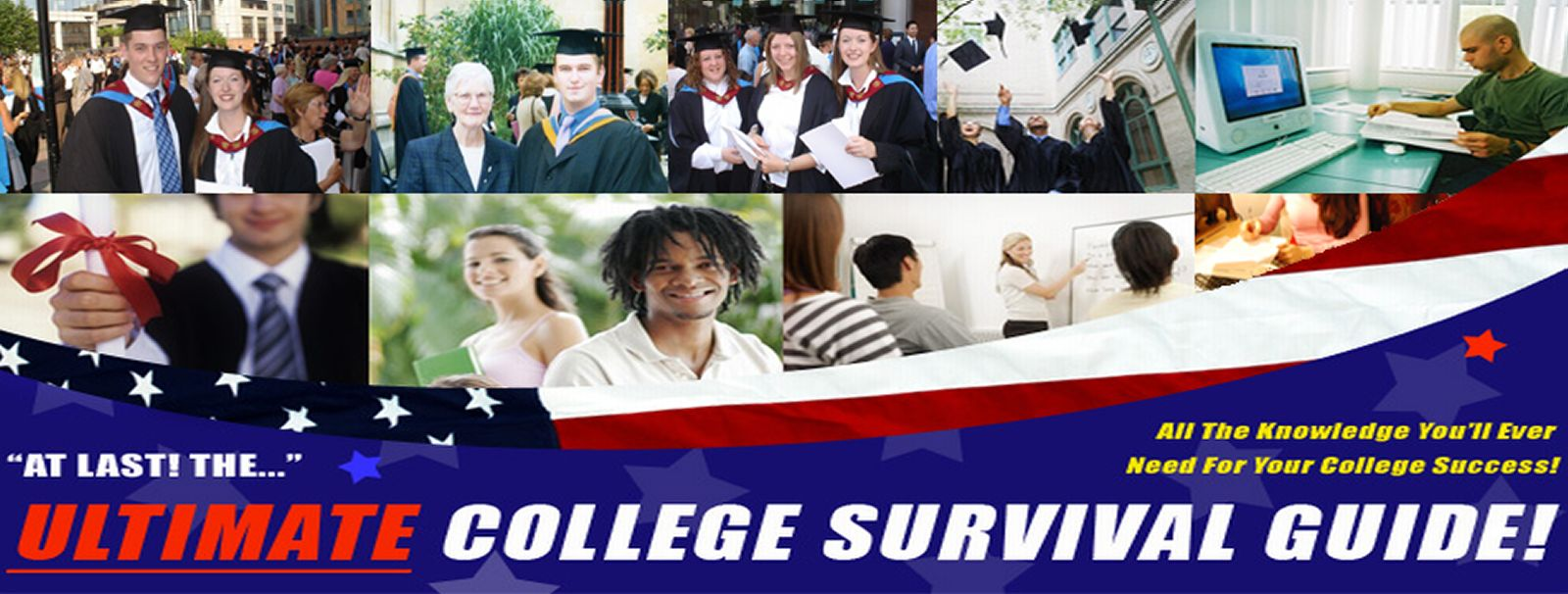 Frequently Asked Questions - Ultimate College Survival Guide